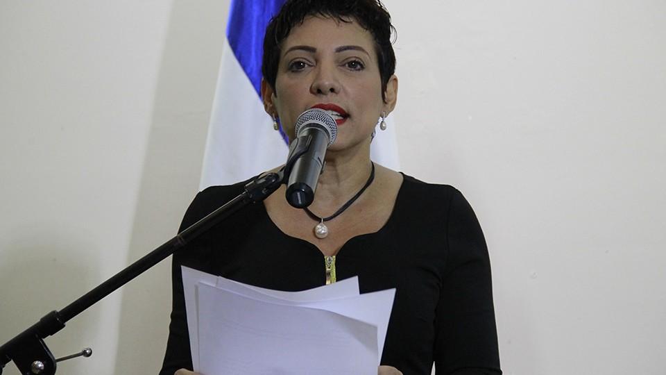 Julieta Tejada desmiente Procuraduría bloqueara cuentas de ...