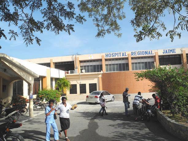 Resultado de imagen de imagenes del hospital jaime mota